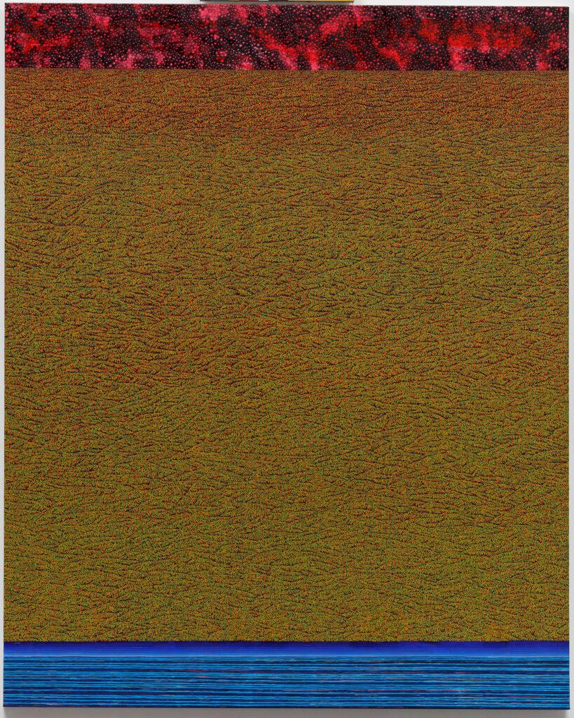 goooo-,2019,acrylicandoiloncanvas,163×130cm